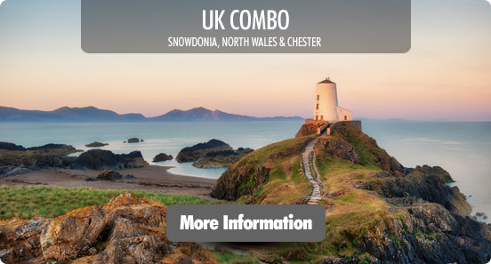 Snowdonia, North Wales & Chester